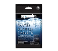 Aquamira Water Purification Tablets - 9429