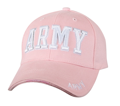 Rothco Pink Army Low Profile Cap - 9485