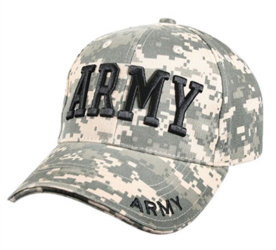 Rothco Digital Camo Low Profile Cap - 9488