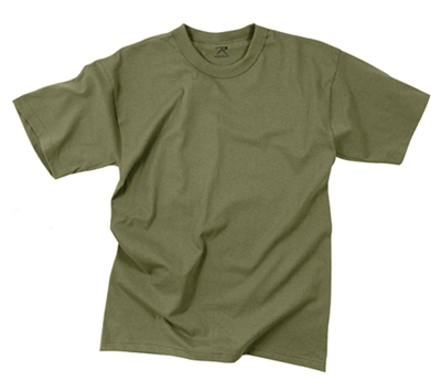 Rothco Olive Drab Moisture Wicking T-shirt - 9505