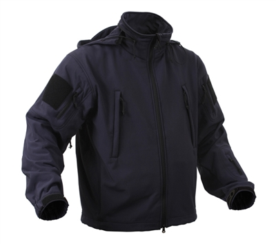 Rothco Midnite Blue Special Ops Soft Shell Jacket - 9511