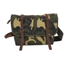 Rothco Woodland Camo Canvas Shoulder Bag - 9614