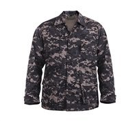 Rothco Urban Digital Camo Bdu Shirt - 9630