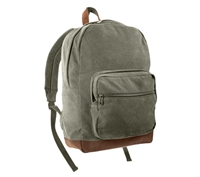 Rothco Olive Drab Canvas Teardrop Pack - 9666