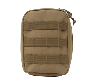 Rothco Coyote Molle Tactical First Aid Kit - 9704