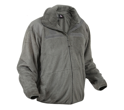 Rothco Military ECWCS Fleece Jacket - 9730