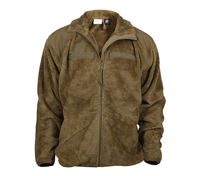 Rothco Coyote Ecwcs Fleece Jacket - 9734