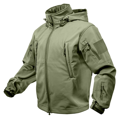 Rothco 9745 Olive Drab Tactical Jacket
