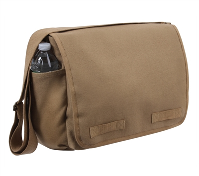 Rothco Heavyweight Canvas Messenger Bag - 9751
