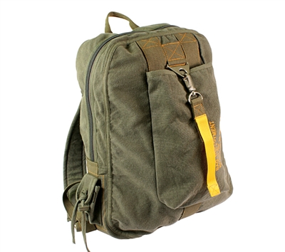 Rothco Olive Drab Vintage Canvas Flight Bag - 9764