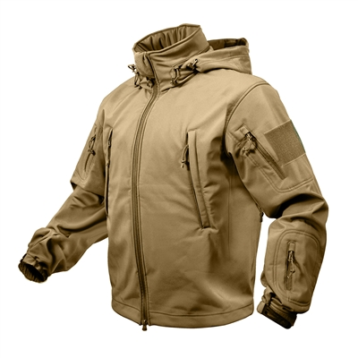 Rothco Coyote Military Jacket - 9867