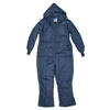 Snap N Wear Poplin Insulated Coveralls - 10001-I