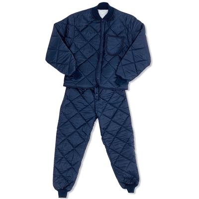 Snap N Wear Quilted Insulated Suit 130-140