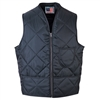 Snap N Wear Quilted Nylon Vest without Kidney Flap - 500