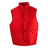 Snap N Wear Nylon Down Look Vest - 600