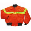 Snap N Wear 100% Acrylan Jacket with Reflective Tape - 6019
