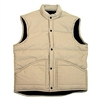 Snap N Wear Snap N Wear Poplin Down Look Vest - 700