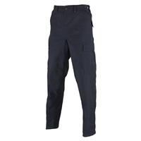 Tru-Spec Navy Polyester Cotton Rip-Stop BDU Pants - 1335