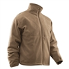 Tru-Spec Coyote Microfleece Jacket - 2436