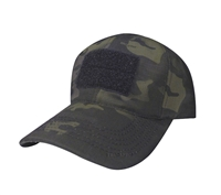 Tru-Spec Black Multicam Contractor Cap - 3329