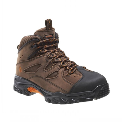 Wolverine Mid Cut Hiker Steel Toe Boot - W02194