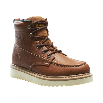 Wolverine Moc Toe Work Boots - W08288