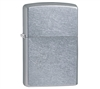 ZIPPO Regular Street Chrome Lighter - 207