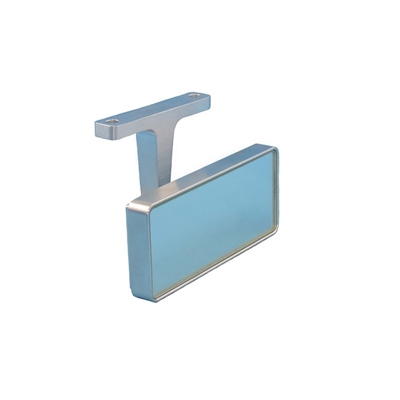 Sm. Top Mount Billet Rear View Mirror