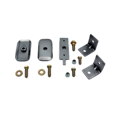 Anchor Plate Kit for 3 Pt Shoulder Belt for Bucket Seat