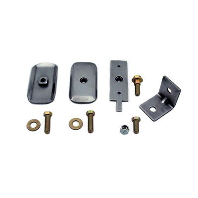 3 Pt. Retractable Anchor Kit for Bench Seat