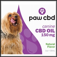 Paw Canine Pet Oil Tincture