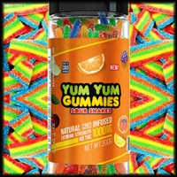 Yum Yum CBD Gummies