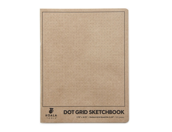 Dot Grid Sketchbook