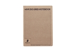 "Mini 1/8"" isometric grid paper notebook"