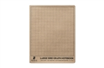 "1/8"" Mini-Isometric Grid Notepad"
