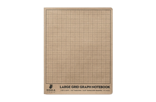 Large Quadrille Grid Graph Sketchbook