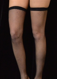 Z920BK - Fishnet Leggings