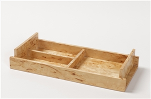 Karelian Birch Exclusive Creations Mini Tray