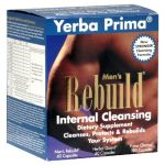 YERBA PRIMA - CLEANSE MEN RENEW INTRNL KIT