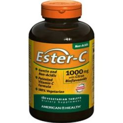 AMERICAN HEALTH - ESTER C 1000MG CTRS BIOFLVNDS