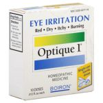 BOIRON - EYE DROPS OPTIQUE