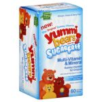 YUMMI BEARS - MULTIVITAMIN MNRL SF GUMM