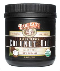 Barlean's Organic Oils- Coconut Oil 16oz