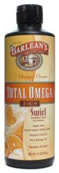 Barlean's Organic Oils- Total Omega 3-6-9 Orange 16oz