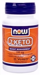 NOW - 7-Keto® 100 mg - 30 Vcaps®