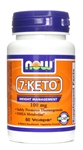 NOW - 7-Keto® 100 mg - 60 Vcaps®