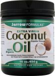 Jarrow- Coconut Oil - XVirgin