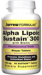 Jarrow- Alpha Lipoic Sustain (60)