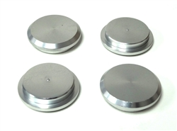 Anodized Aluminum End Caps