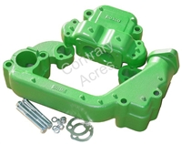 JOHN DEERE 70 - GAS MANIFOLD 2-PC INTAKE & EXHAUST